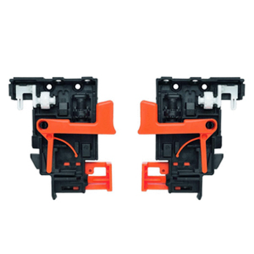Salice A750.010, Left/Right 6-Way Adjustable  Clip for Futura Undermount Drawer Slide :: Image 10