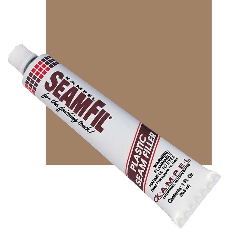 Kampel 903, SeamFil Laminate Repairer, Dark Gray, 1.0 oz Tube :: Image 10