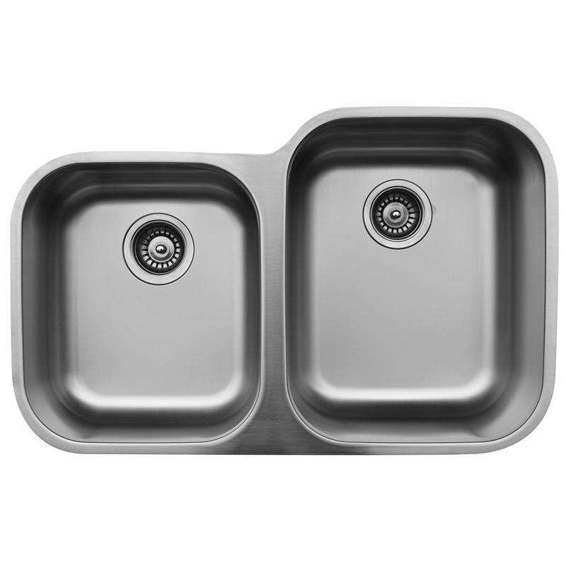 "Karran U6040L, 31-1/2"" x 20-1/8"" Undermount Bar/ Prep Sink, Single Bowl, Stainless Steel :: Image 10"