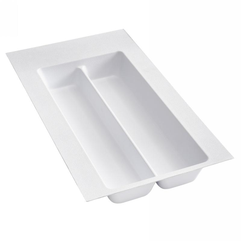 """11-1/2"""" Utensil Drawer Insert, Plastic, White, Rev-a-shelf  UT-10W-10 :: Image 10"""