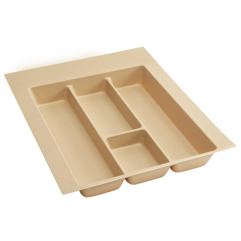 """11-1/2"""" Utensil Drawer Insert, Plastic, Almond, Rev-a-shelf  UT-15A-20 :: Image 10"""
