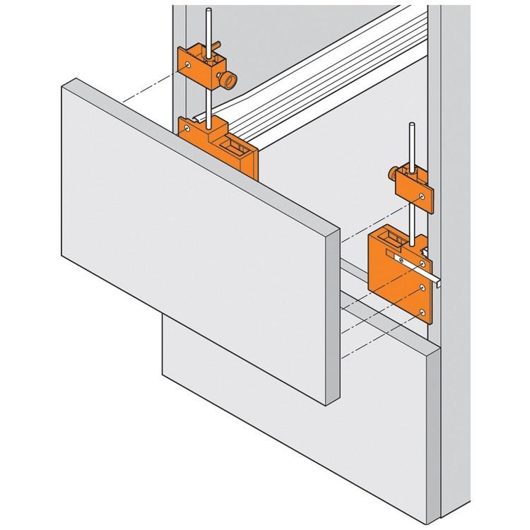 Blum ZML.1500 METABOX Marking Template, ZSF1200/1700 :: Image 50
