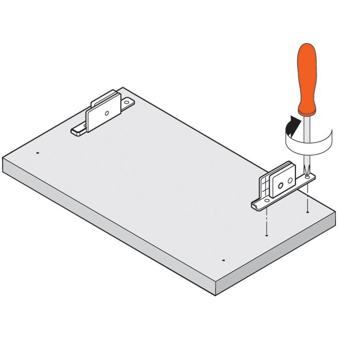 Blum ZML.1500 METABOX Marking Template, ZSF1200/1700 :: Image 20