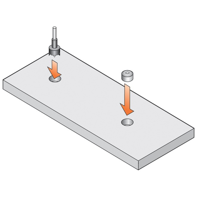 Blum 65.2950.10 Drawer Front Adjuster Marker-Gauge :: Image 10