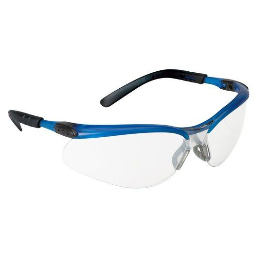 3M 78371620650 Clear Lens Safety Glasses :: Image #10