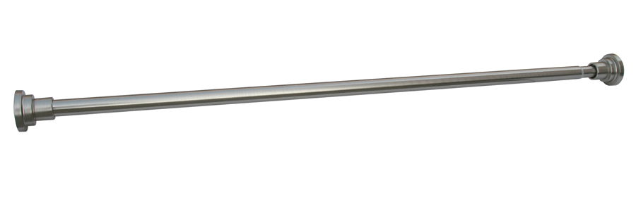 Design House 560912 Adjustable Shower Rod, Satin Nickel :: Image 20