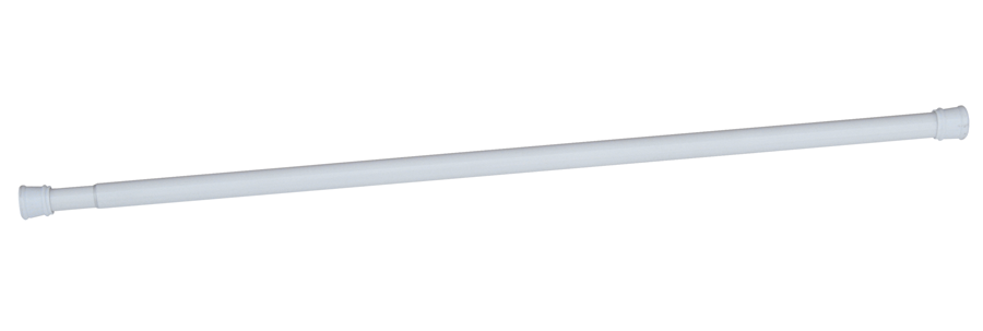 Design House 561001 Adjustable Shower Rod, White :: Image 20