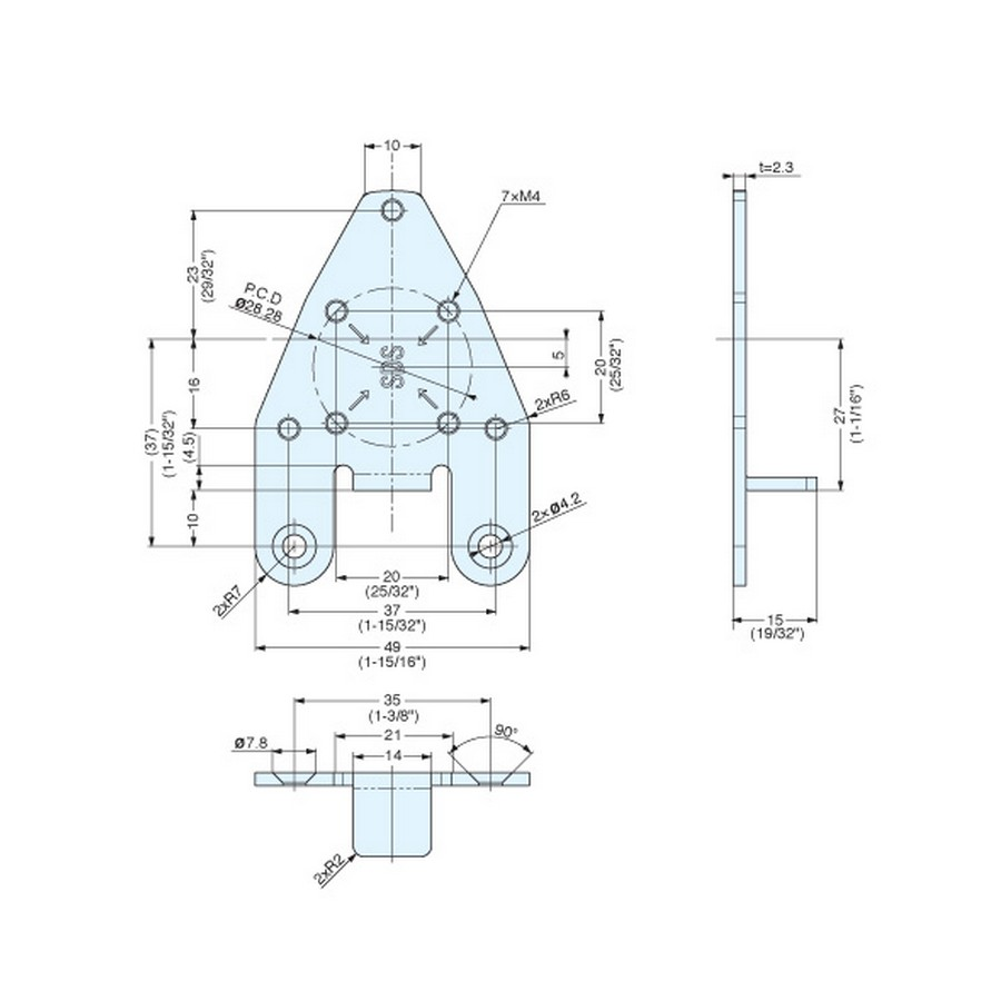 FFCB-SD-1 Tech Specs