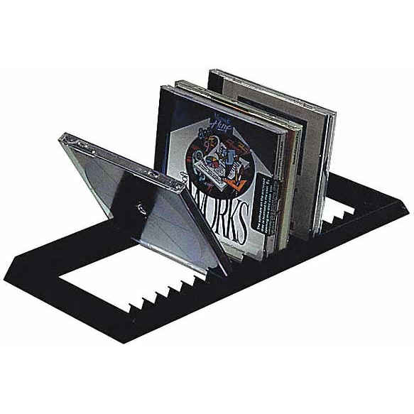 Flip and See CD Holder