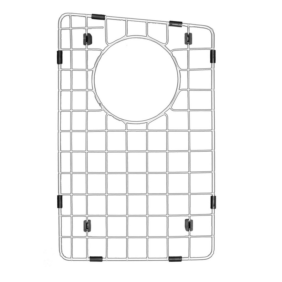"""Stainless Steel Bottom Grid 9"""" X 14-1/4"""" for QT-711 and QU-711 Sinks (Right Bowl) Karran GR-6008"""