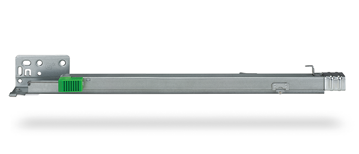 """Grass 13305-03, Maxcess 21"""" Undermount Drawer Slide for Face Frame, 7/8 Extension, Soft-Close :: Image 20"""