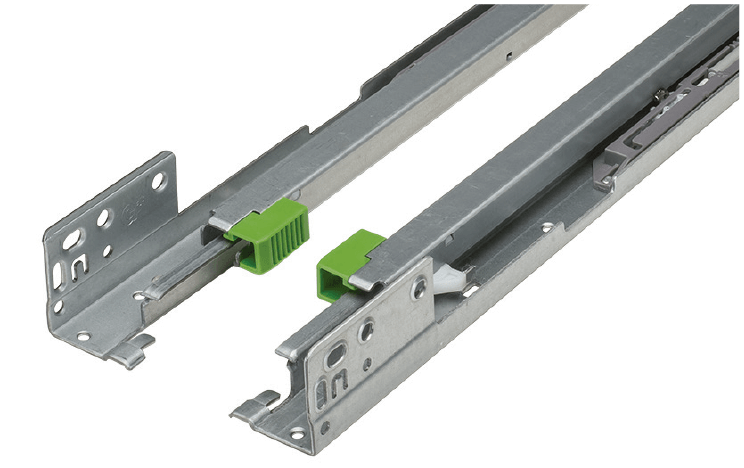 "Grass 13304-03, Maxcess 18"" Undermount Drawer Slide for Face Frame, 7/8 Extension, Soft-Close :: Image 30"