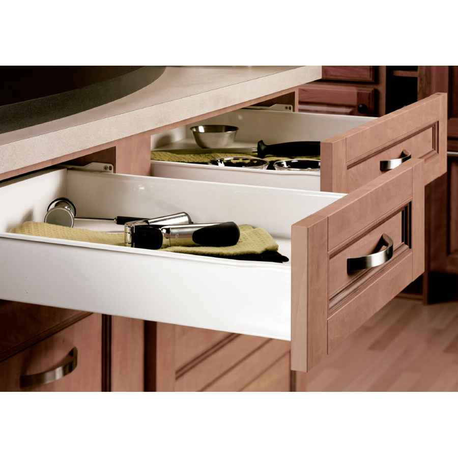 "Grass 17-3/8"" Zargen Drawer, 8-3/8"" Side Height, White, 22708-03 :: Image 10"