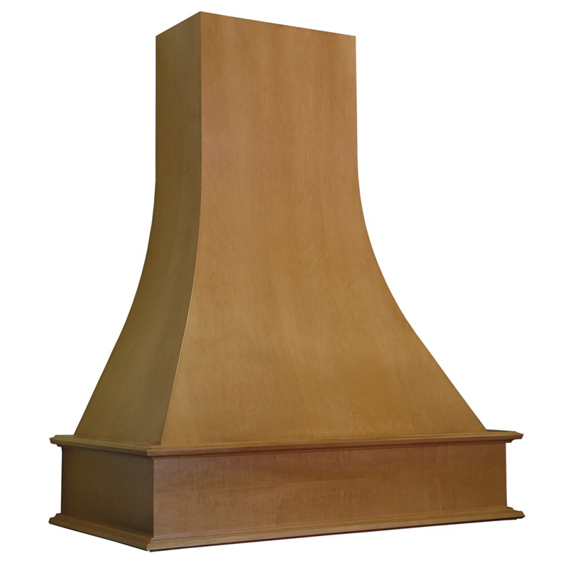 """Omega National 42"""" Wide Artisan Wall Hood with Liner for Broan, Maple, R3042SMB1MUF1 :: Image 10"""