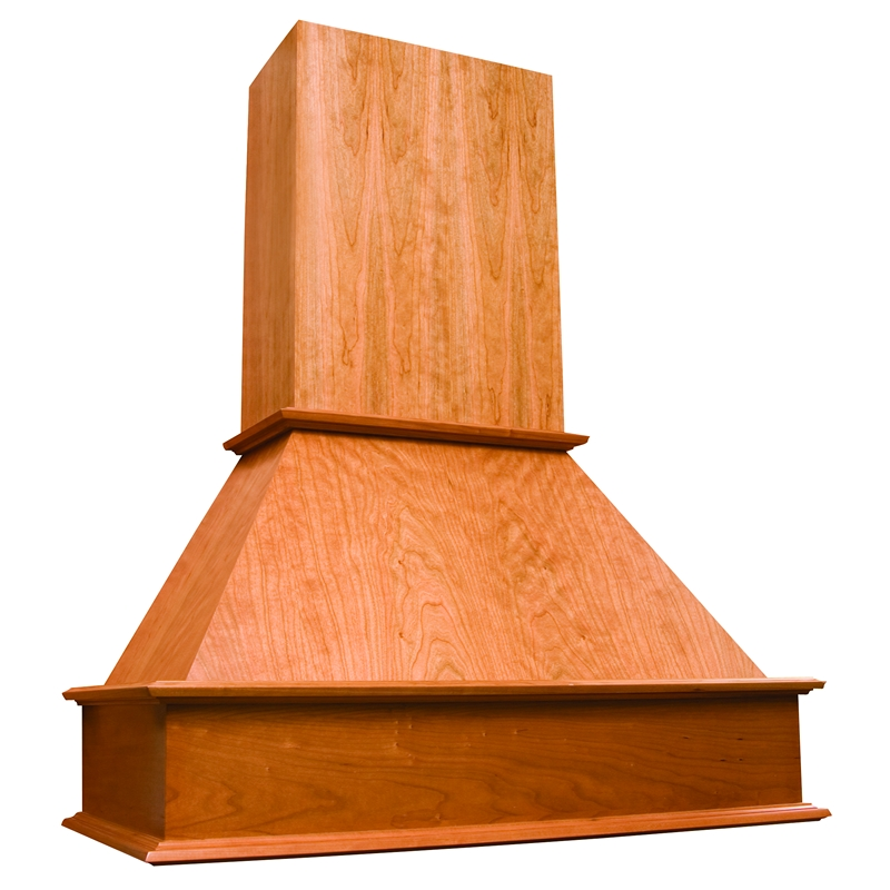 Wood Chimney Hoods ~ Omega national r smb muf w wood range hood with