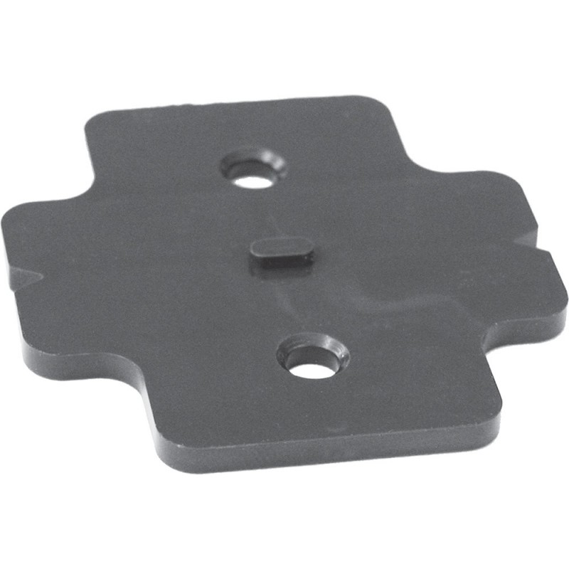 Blum 181.6130, 3mm Mounting Place Spacer, Dust Gray :: Image 10