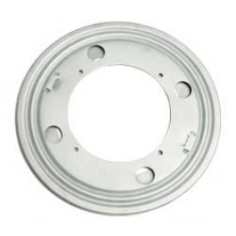 """Triangle 9C 9in Round Zinc Plated Steel Swivel Bearing, 17"""" - 35"""" Turntable :: Image 10"""