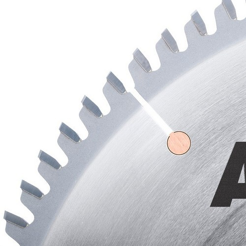 Amana Tool LB10801 Carbide Tipped Non-Melt Plastic 10 Inch dia. x 80T M-TCG, -2 Deg, 5/8 Bore :: Image 20