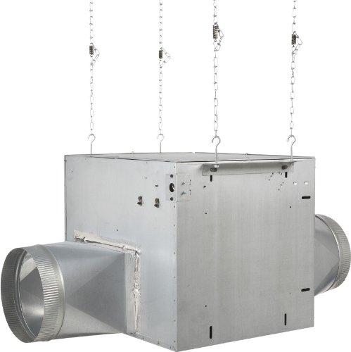 """Omega National 1100 CFM 12"""" x 8"""" In-line Blower, RHVBHLB11 :: Image 10"""