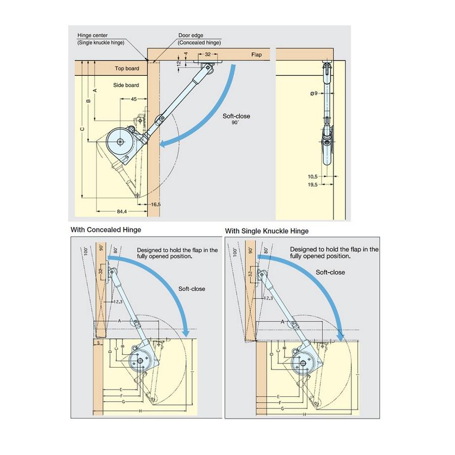 SDS-C301 Tech Specs