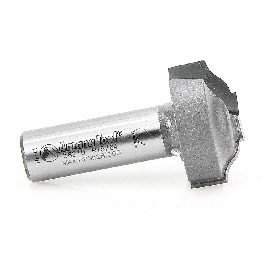 Bosch 85445M 3//16 In Carbide Tipped Core Box Bit x 3//8 In