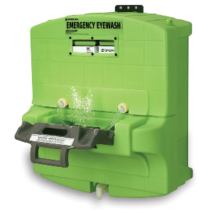 northern safety 4106 first aideyewash station combo ansi and osha compliant - Eye Wash Station Osha