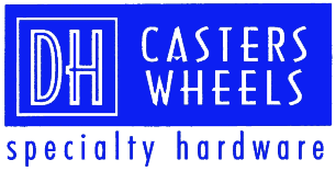 DH CASTERS & WHEEL
