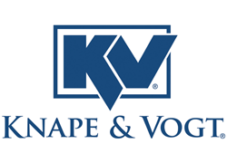 KNAPE AND VOGT MFG CO