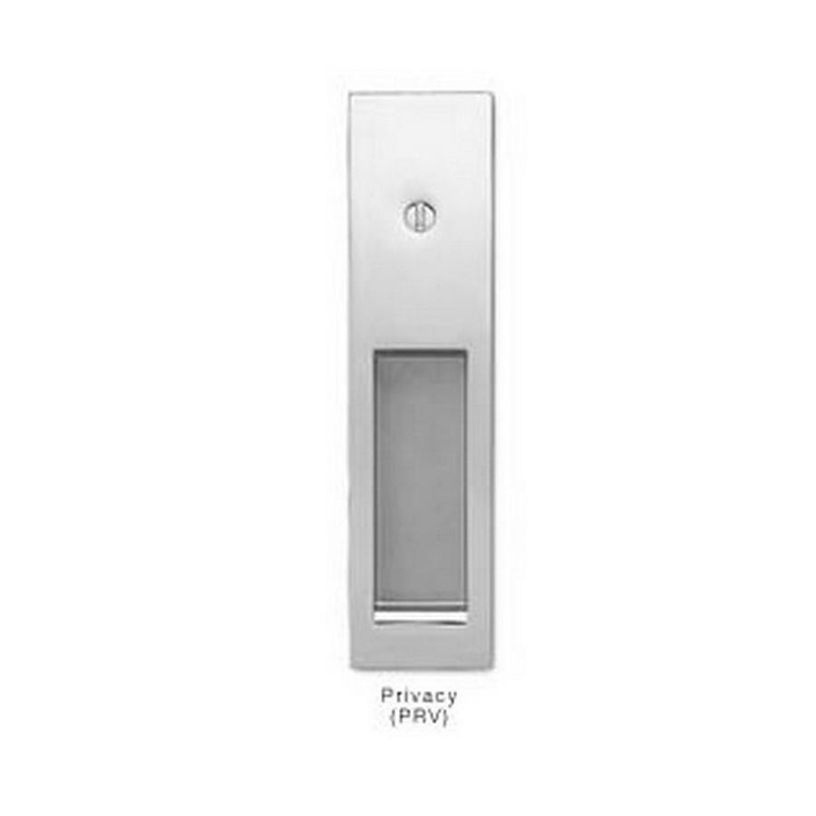 Privacy Sliding Door Latch Handle Nickel Sugatsune HC-3051-PRV-NI
