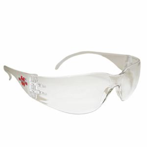 TRENDUS Clear Lens Scratch Resistant Safety Glasses, Lightweight