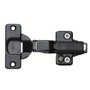 """Hinge Kit for 8080 Pocket Door Slides 1-1/4"""" Doors Nickel Knape and Vogt 8086 HKEZX"""