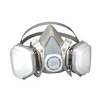 3M 51138660692, Half Face Piece Respirators, Economy, Medium