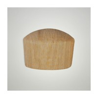 Smith Wood OR0375, Wood Screwhole Plugs, Round Head, 3/8, Oak, 1,000 Box