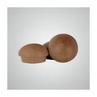 Cindoco H12BC, Wood Screwhole Plugs, Mushroom Head, 1/2, Cherry, 100 Box
