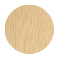 FastCap FC.MB.916.CM Peel and Stick PVC Covercap, Woodgrain PVC, 9/16 Dia, Clear Maple, Box 260