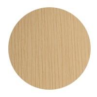 FastCap FC.MB.916.KP Peel & Stick PVC Covercap, Woodgrain PVC, 9/16 dia., Knotty Pine, Box 260