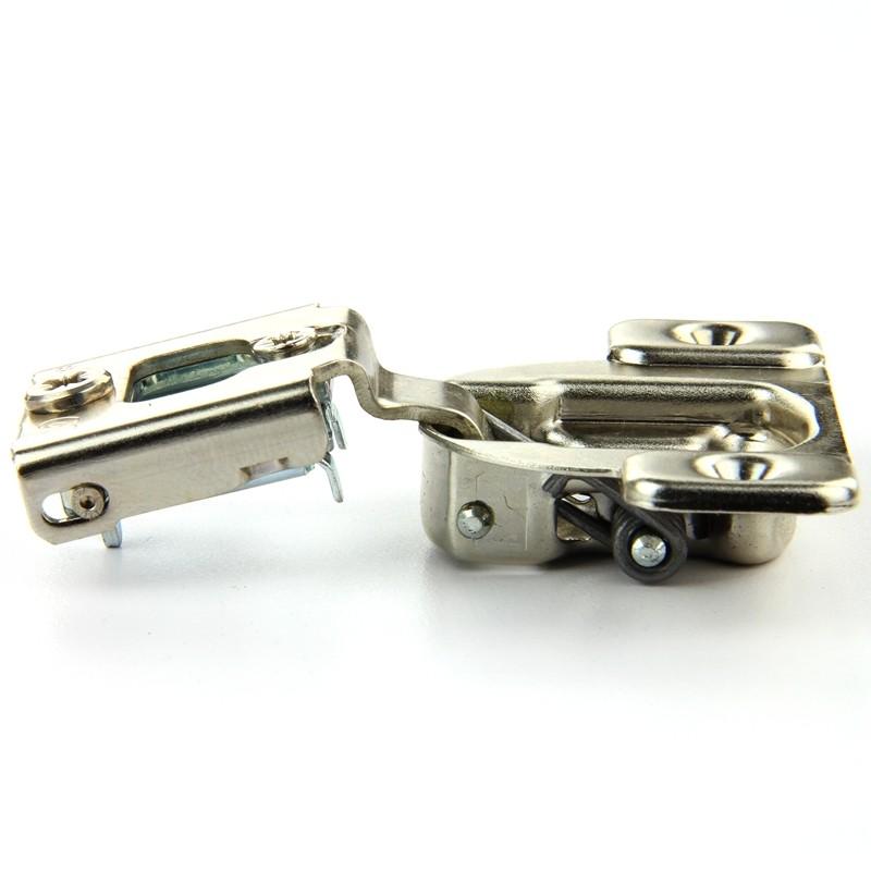 Blum 38N355C.10 Compact 38N Hinge, Self-Close, 107 Degree, 5/8 Overlay, Screw-on