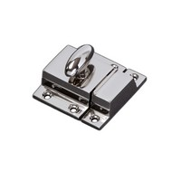 Berenson 5148-14-P 2-1/8 W, Cupboard Catch, Polished Nickel
