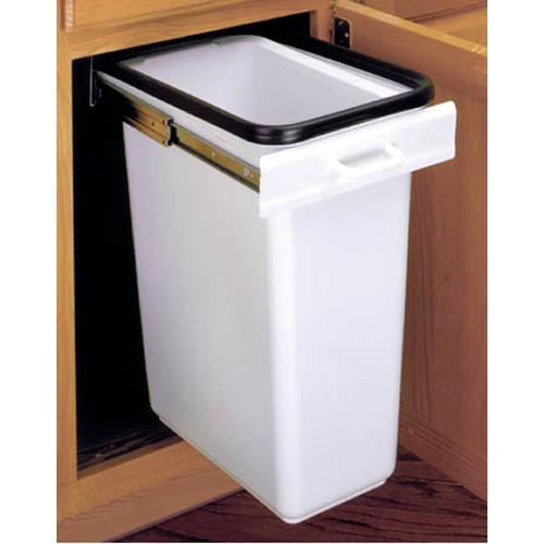 rev a shelf e z 300 52 30 qt pullout waste container. Black Bedroom Furniture Sets. Home Design Ideas