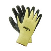 Magid Glove KEV4316-10, Nitrile Coated Palm, Kevlar Knit Gloves, Cut Resistant, X-Large