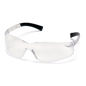 WE Preferred Safety Glasses, Economy, Wrap Around Design, Anti-Fog, Scratch Resistant, Clear Lens