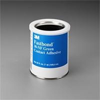 3M 21200211805 1 Quart Bulk Contact Adhesive, Water-based Brush, Roller & Spray Grade, Premium 50% Solids, Neutral