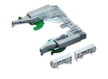 Dynapro 1D Front Locking Device and Shelf Holder Set Grass F134107411517