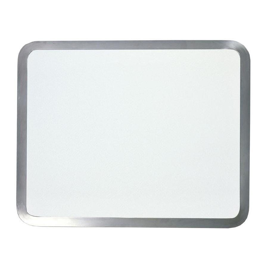 Vance 12150, 12in Recessed Glass Cutting Board, Vance Series, White, 12 W x 15 L