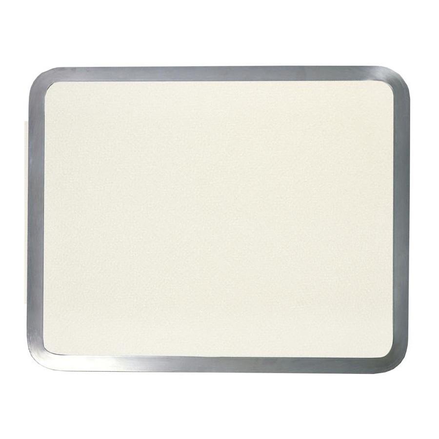 Vance 71215AL, 12in Recessed Glass Cutting Board, Vance Series, Almond, 12 W x 15 L