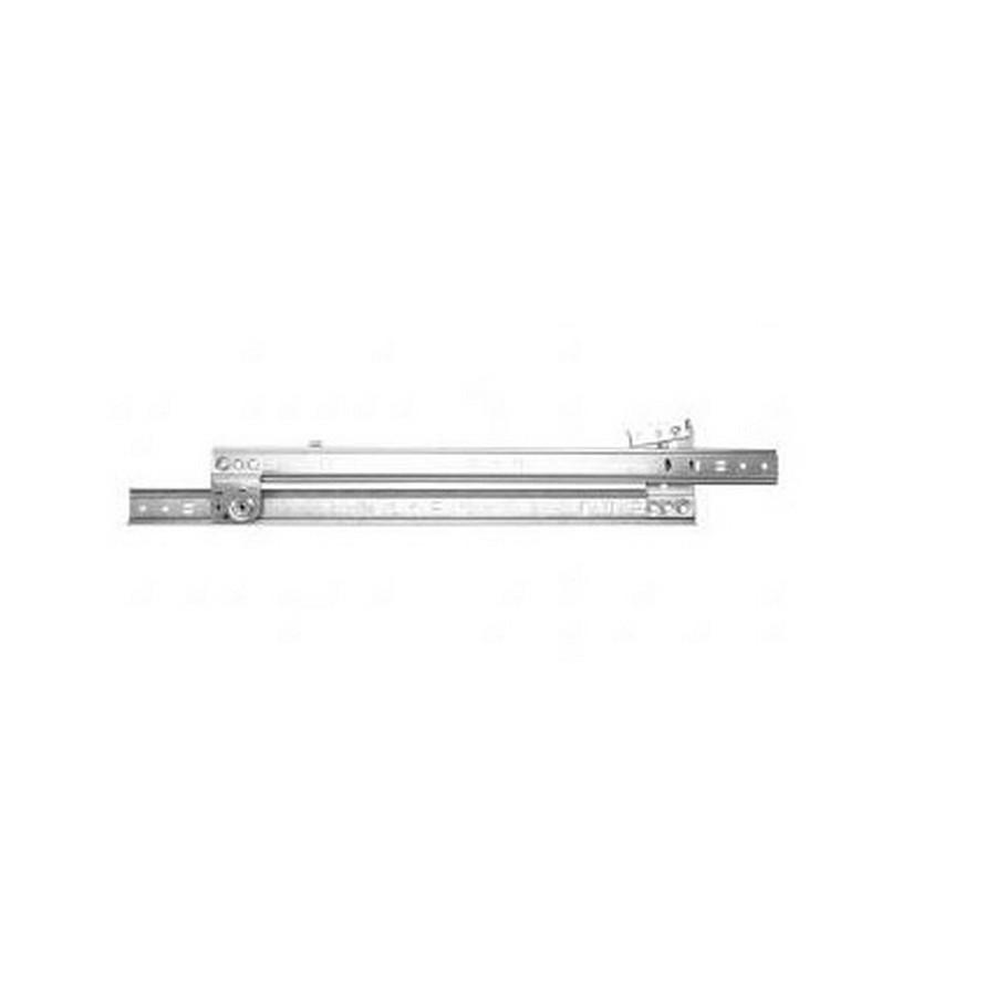 """KV 1260 18"""" Side Mount 3/4 Extension Drawer Slide Zinc Bulk-10 Pair Knape and Vogt 1260BSW18001975"""