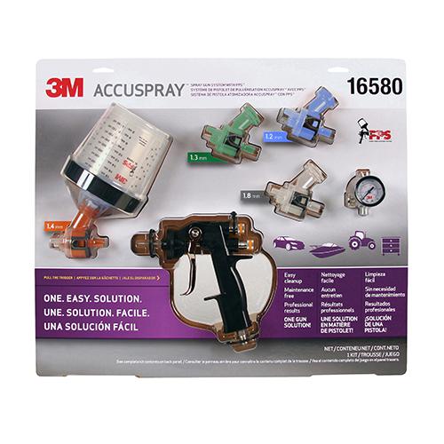 Accuspray Starter Kit Standard 22oz Version 1.0 (Legacy) 3M 16580