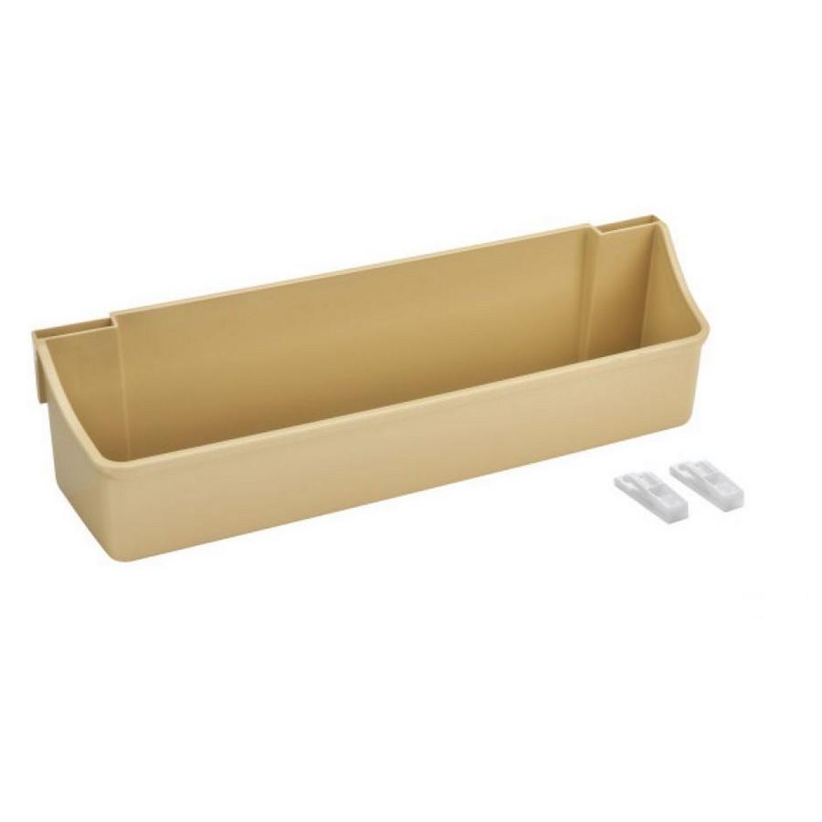 "14"" Door Storage Bins Set Almond Rev-A-Shelf 6235-14-15-52"