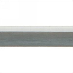 "Edgebanding PVC 3D19R8 White  Aluminum, 15/16"" X 1mm, 492 LF/Roll, Woodtape 3D19R8-1440-27"