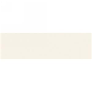 "Edgebanding PVC 20125T Sail White, 15/16"" X .018"", 600 LF/Roll, Woodtape 20125T-1518-1"